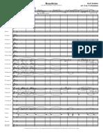 Benedictus score orquesta.pdf