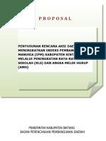 Draft TOR IPM Pendidikan Sintang