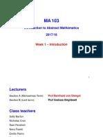 MA 103 slides