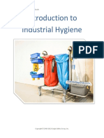 Inthroduction to Industrial Hygene