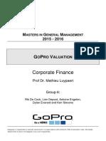 Company Valuation Group6