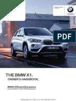 X1 (F48)_BMW Handbook - X1_0715
