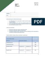 Modelo de Examen b2 Ingles