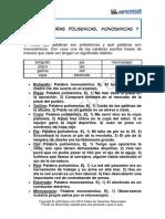 Solucion Palabras Polisemicas Monosemicas y Homonimas 261