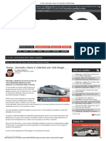 Tuning _ Mercedes Classe E Cabriolet Par FAB Design