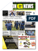 Region G News December Issue