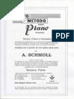 A. Schmoll 3- Piano