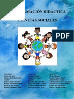Programación didáctica - CCSS