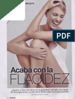 Dr. de la Fuente en la revista Mía, edición Diciembre
