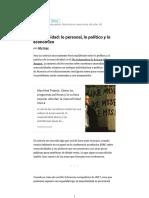 Ally Fogg - Masculinidad_ Lo Personal, Lo Político y Lo Económico