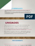 DISEÑO HIDRÁULICO ppt