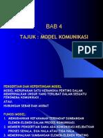 Pjj 4 Model Komunikasi
