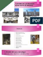 Análisis Del Turismo de Los Museos Del Prado Presentación Power Point