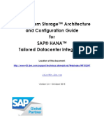 Guide to Integrate IBM System Storage With SAP HANA TDI V2.4