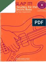 (Estudio) (Bajo Electrico) Slap It - Funk Studies for the Electric Bass by Tony Oppenheim.pdf