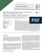 Antioxidant Activity of Some Moroccan Marine Microalgae 2015 Journal of Bi