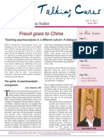 Freud Goes to China Teaching Psychoanalysis