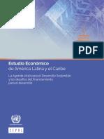 Cepal - Análisis Económico AL 2016
