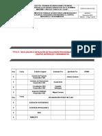 001 Movilizacion y Desmovilizacion de Obras Provisionales