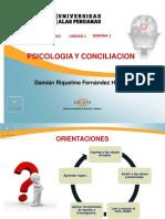 Psicología Humana Psicologia y Conciliación 2015 I Sem01