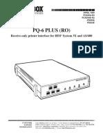 Pca35a(e) r3 Manual