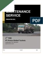Proposal Tyre Maintenance Service_PT.pama
