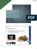 Microorganismos Utilizados Como Alimentos