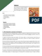 Diccionario Larousse