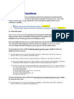 i  tses manual child study procedures