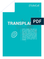 White Paper 1 - LifeCell Transplant Matrix - February 2017 (Ver 003) - 45 Transplants
