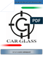 Car Glass Catologo 1.2