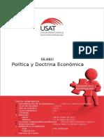 política y doctrina económica