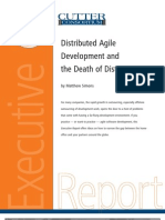 Distributed Agile Article MS