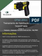 Taser - CFSd 2011