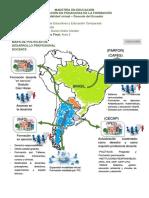Mapa de sistemas educativos y educación comparada