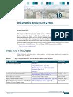 UC Deployment Models-models