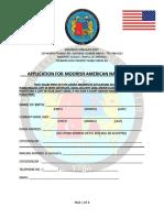 MST of a Nationalization Application