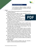 Lição 01 - Baralho de Letras - Português para Estrangeiros
