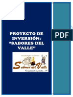 Proyecto de Inversion Sabores Del Valle1 (1)