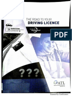 the road to your driving liscence