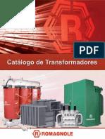 Catálogo de Transformadores