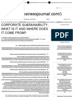 CORPORATE SUSTAINABILITY_ WHAT IS IT AND WHERE DOES IT COME FROM_ _ Ivey Business Journal.pdf
