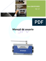 Manual de Usuario RTU5025