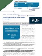 Fiscalização do trânsito pela Guarda Municipal_ possibilidade jurídica - Doutrina Jus Navigandi