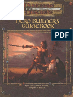D&D 3.5 - Hero Builder's Guidebook