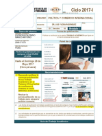 POLITICA Y COMERCIO INTERNACIONAL desarrollado.docx