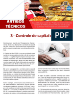 Artigo Técnico 3 - Controle de Capital de Giro