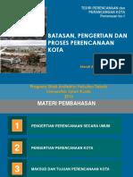 Kuliah 1_Batasan, Pengertian Dan Proses Perencanaan Kota_JAFT