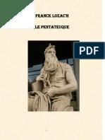Le Pentateuque La Thora 1 276 Pages