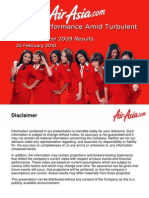 AA 4Q09 Analyst Presentation